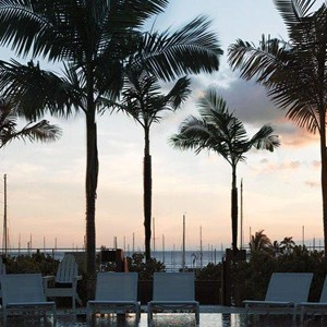 Luxury Holidays Hawaii - The Modern - Sunset