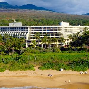 Makena Beach and Golf Resort - Hawaii Honeymoons - Exterior