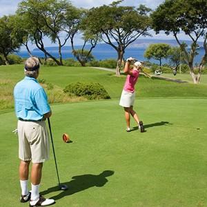 Makena Beach and Golf Resort - Hawaii Honeymoons - Golf