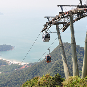 Cable Car and Oriental Village Tour - Langkawi honeymoons - thumbnail