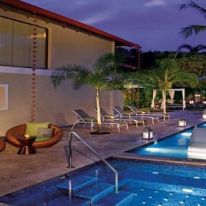 Dominican Republic Honeymoon Packages Dreams Palm Beach Punta Cana Spa Jacuzzis
