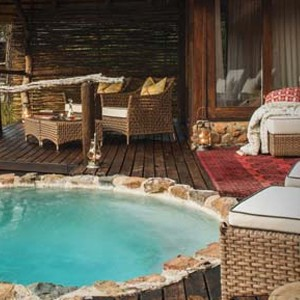 Dulini Lodge Kruger - Safari Honeymoons - Luxury Lodge - Pool