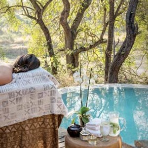 Dulini Lodge Kruger - Safari Honeymoons - Spa