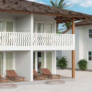 Duplex Garden Bungalow1 Cinnamon Dhonveli Maldives Honeymoons