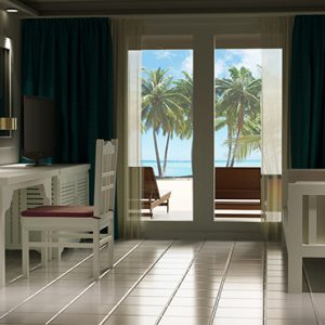 Duplex Garden Bungalow2 Cinnamon Dhonveli Maldives Honeymoons