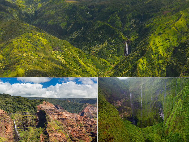 Kauai Eco Adventure Helicopter Tour - Hawaii Honeymoon Excursions - Images