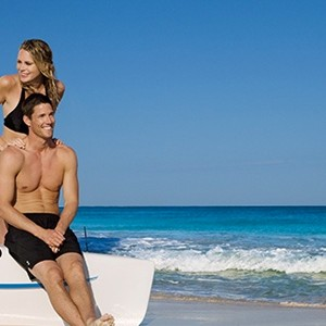 Now Jade Riviera Cancun - Mexico Honeymoons - Couple