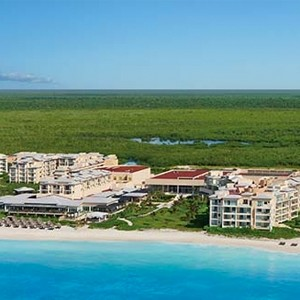 Now Jade Riviera Cancun - Mexico Honeymoons - Exterior