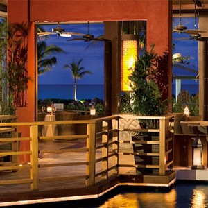 Now Jade Riviera Cancun - Mexico Honeymoons - Restaurant