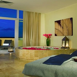 Now Jade Riviera Cancun - Mexico Honeymoons - Spa