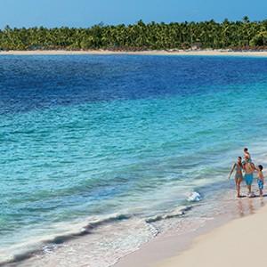 Now Larimar Punta Cana - Dominican Republic Honeymoons - Beach