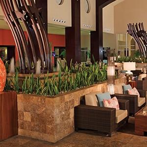Now Larimar Punta Cana - Dominican Republic Honeymoons - Lobby