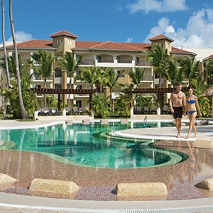 Now Larimar Punta Cana - Dominican Republic Honeymoons - Pool