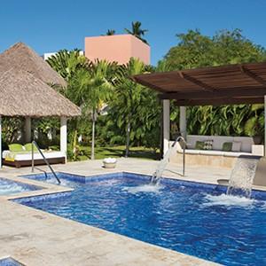 Now Larimar Punta Cana - Dominican Republic Honeymoons - Spa Pool