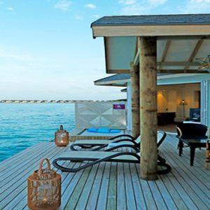 Overwater Suite Cinnamon Dhonveli Maldives Honeymoons