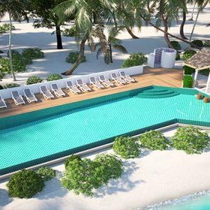 Pool Bar1 Cinnamon Dhonveli Maldives Honeymoons