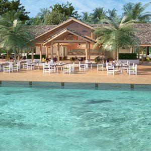 Pool Bar2 Cinnamon Dhonveli Maldives Honeymoons