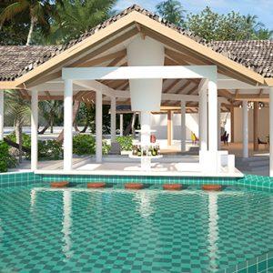 Pool Bar3 Cinnamon Dhonveli Maldives Honeymoons