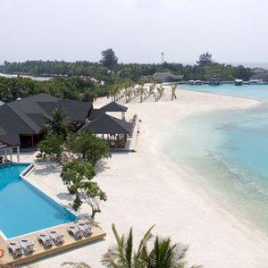 Rehendi Pool View Cinnamon Dhonveli Maldives Honeymoons