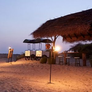 Sri Lanka Honeymoon Packages Jetwing Yala Beach Bar And Lounge