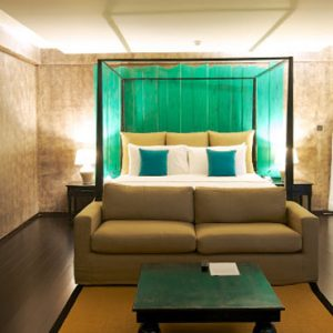 Sri Lanka Honeymoon Packages Jetwing Yala Family Room 2