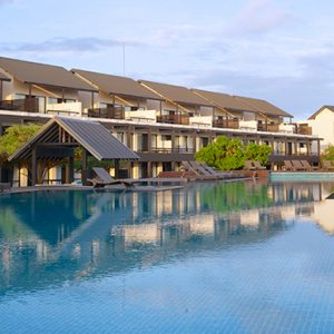 Sri Lanka Honeymoon Packages Jetwing Yala Pool 3