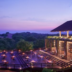Sri Lanka Honeymoon Packages Jetwing Yala Dining 2