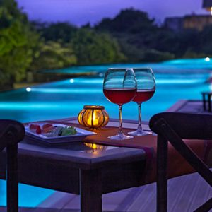Sri Lanka Honeymoon Packages Jetwing Yala Dining 6