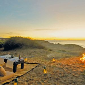 Sri Lanka Honeymoon Packages Jetwing Yala Dining 7