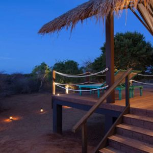 Sri Lanka Honeymoon Packages Jetwing Yala Tented Camp
