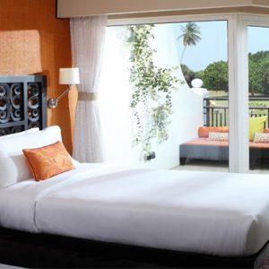 Sri Lanka Honeymoon Packages Taj Bentota Resort And Spa Deluxe Garden View Twin Bed Room