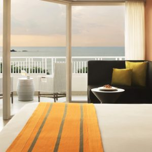 Sri Lanka Honeymoon Packages Taj Bentota Resort And Spa Junior Suite Sea View King Bed