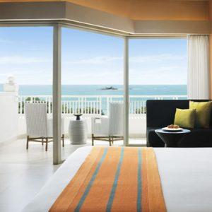 Sri Lanka Honeymoon Packages Taj Bentota Resort And Spa Superior Sea View Twin Bed Room