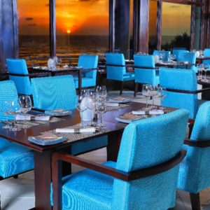Sri Lanka Honeymoon Packages Taj Bentota Resort And Spa Dining 6