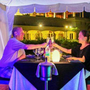 Sri Lanka Honeymoon Packages Taj Bentota Resort And Spa Dining 9