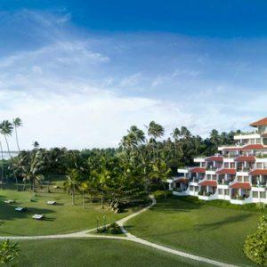 Sri Lanka Honeymoon Packages Taj Bentota Resort And Spa Exterior