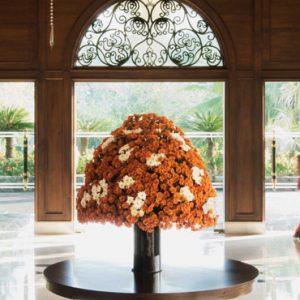 Sri Lanka Honeymoon Packages Taj Bentota Resort And Spa Lobby