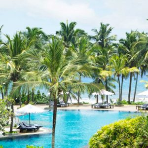 Sri Lanka Honeymoon Packages Taj Bentota Resort And Spa Pool