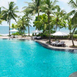 Sri Lanka Honeymoon Packages Taj Bentota Resort And Spa Pool 2