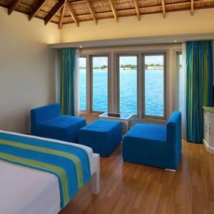 Water Bungalow 4 - cinnamon dhonveli - luxury maldives honeymoon packages