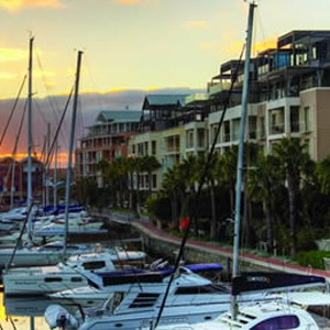 Waterfront Village Cape Town - Cape Town Honeymoon - Exterior