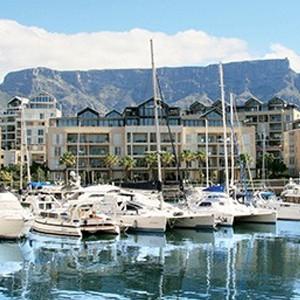 Waterfront Village Cape Town - Cape Town Honeymoon - Harbour