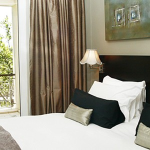 Waterfront Village Cape Town - Cape Town Honeymoon - Luxury One Bedroom Apartment - Bed 2