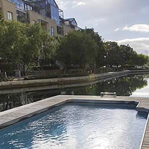 Waterfront Village Cape Town - Cape Town Honeymoon - Pool