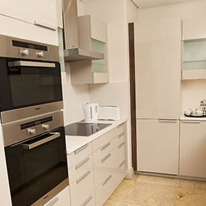 Waterfront Village Cape Town - Cape Town Honeymoon - Superior One Bedroom Apartment - kitchen