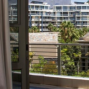 Waterfront Village Cape Town - Cape Town Honeymoon - Superior One Bedroom Apartment - views
