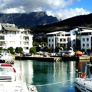 Waterfront Village Cape Town - Cape Town Honeymoon - The Water Club - Views