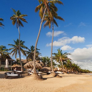 Zoetry Aguna Punta Cana - Dominican Republic honeymoons - Beach
