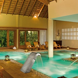 Zoetry Aguna Punta Cana - Dominican Republic honeymoons - Spa