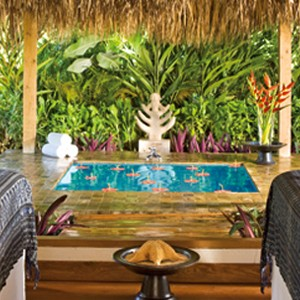 Zoetry Aguna Punta Cana - Dominican Republic honeymoons - Spa treatment
